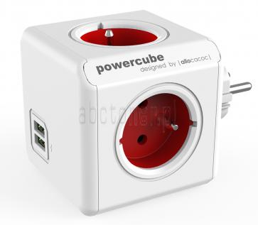 PowerCube Original USB Red