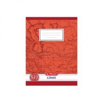 Zeszyt Herlitz 523 A5, 20 stron, kartki w linie