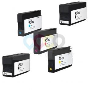 Výhodné balenie HP 950XL/951XL 5ks