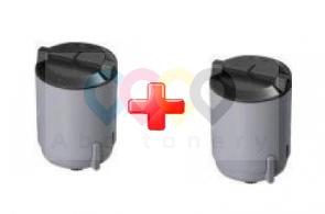XEROX Phaser 6110AD (106R01203) Čierny - dvojbalenie