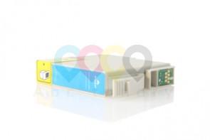 100% nový atramentový cartridge určený pre tlačiarne Epson Objem 6,2 ml. / 235 strán Krajina pôvodu atramentu : Švajčiarsko