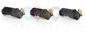 Epson C1600 / CX16 - Celá farebná sada + 2x čierny