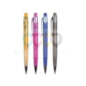 Automatyczny długopis Spoko, etui 4 kolorów,