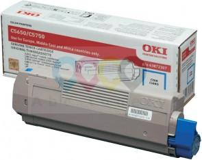 Toner OKI 43872307 Original