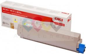 Toner OKI 45862837 Original