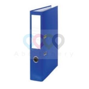 Segregator z mechanizmem A4 50 mm niebieski