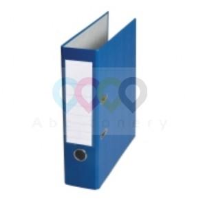 Segregator z mechanizmem A4 80 mm jasnoniebieski