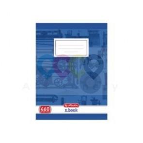 Zeszyt Herlitz 460 A5, kartki czyste