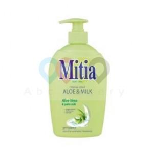 Mitia Kremowe mydło w płynie Aloe & Milk 500ml
