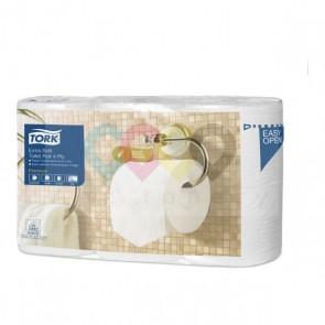 Tork - papier toaletowy do dozownika z automatyczną zmianą rolek ekstra miękki - Premium – 4 warstwy