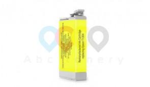 Inkjet compatible cartridge Epson T1304 Yellow