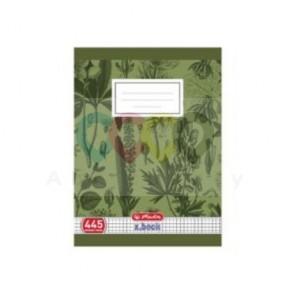 Zeszyt Herlitz A4, kartki w kratkę