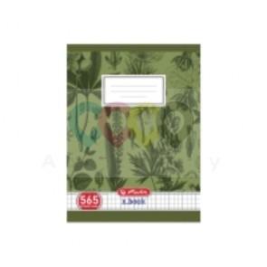 Zeszyt Herlitz A5, kartki w kratkę