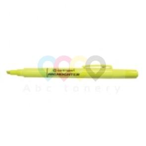 Zakreślacz Centropen ergo 8552, żółty